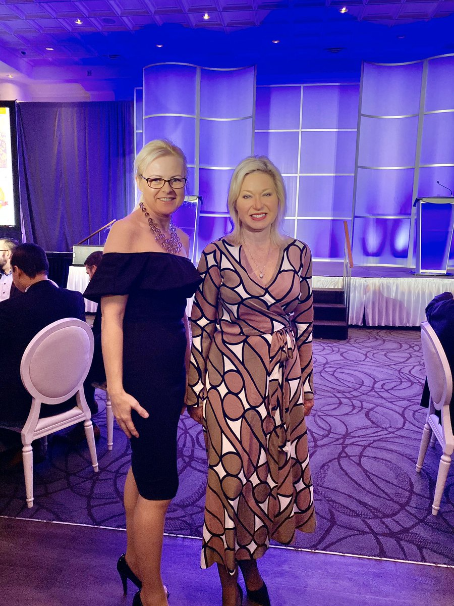 @MBOTOntario Beautiful evening @Mississauga Board of Trade's  #businessawards  #2019 Business Awards of Excellence  #medspa #beauty #mississaugaspa #mississaugaboardoftrades