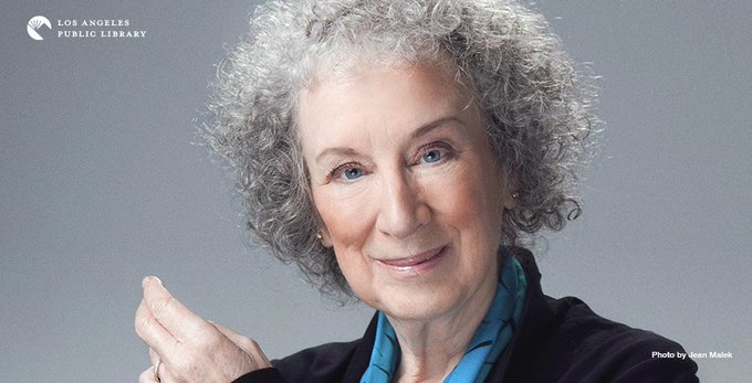 New Blog Post:  A Week to Remember: Happy Birthday, Margaret Atwood!