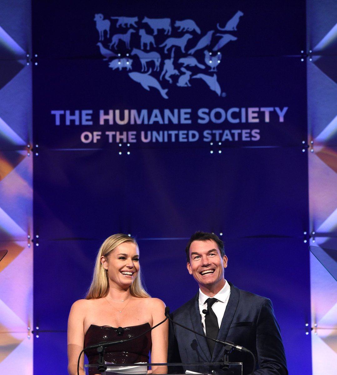 LOVED hosting @humanesociety's 10th #ToTheRescueNY gala.  Incredible night surrounded by people making a difference for animals every day!