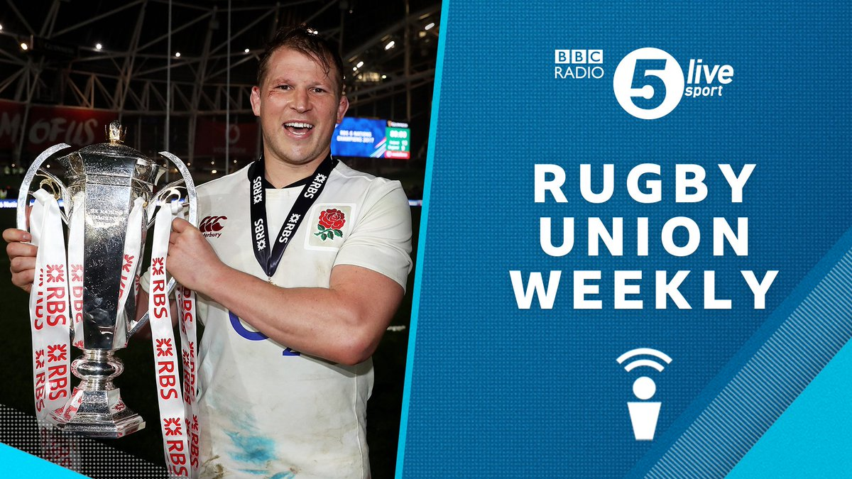 🚨NEW RUGBY UNION WEEKLY POD🚨 Joining the team this week is former England & Northampton Saints captain, @DylanHartley 🏉 He talks his decision to retire, captaining @EnglandRugby & whats next 🌹 @ugomonye | @ChrisAshton1 | @dannycare 📲🎧 bbc.in/2CVvp0v #BBCRugby