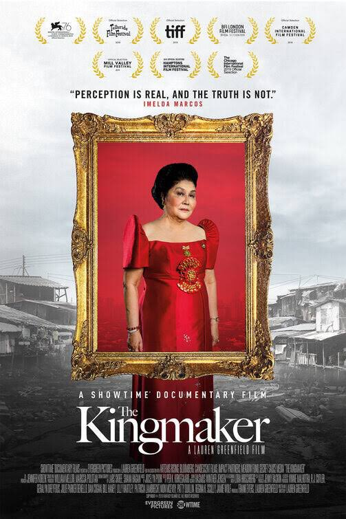 """""""The Kingmaker"""" is the best film of 2019! I loved this movie! #thekingmaker #mustsee #documentary"""