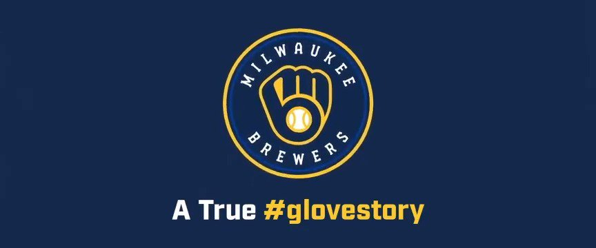 Ball-in-glove is back: Brewers unveil new unis