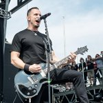 Image for the Tweet beginning: #AlterBridge guitarist #MarkTremonti is one
