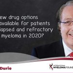 Image for the Tweet beginning: #AskDrDurie: What new drug options