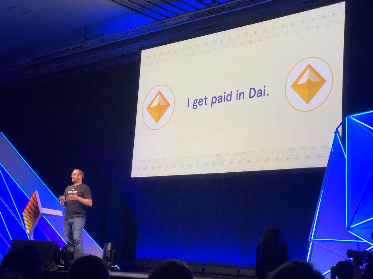 DAI Is Moving Beyond Ether, But DeFi Isn't Decentralized Just Yet - CoinDesk #fintech #Ether #DeFi #Coinbase #Ethereum #MakerDAO #DAI https://www.coindesk.com/dai-is-moving-beyond-ether-but-defi-isnt-decentralized-just-yet…