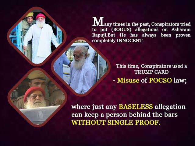 """#TuesdayMorning~ If a man is victim of #MisuseOfRapeLaws, there is no single government entity he can approach to..as has happened in Sant Shri Asaram Bapu Ji's case!  #TuesdayTreat~ """"#MenToo"""" So it's important to set up a commission for men. #iMDAwards #PurushAayog #MensDay19Nov<br>http://pic.twitter.com/pokobQfOTe"""