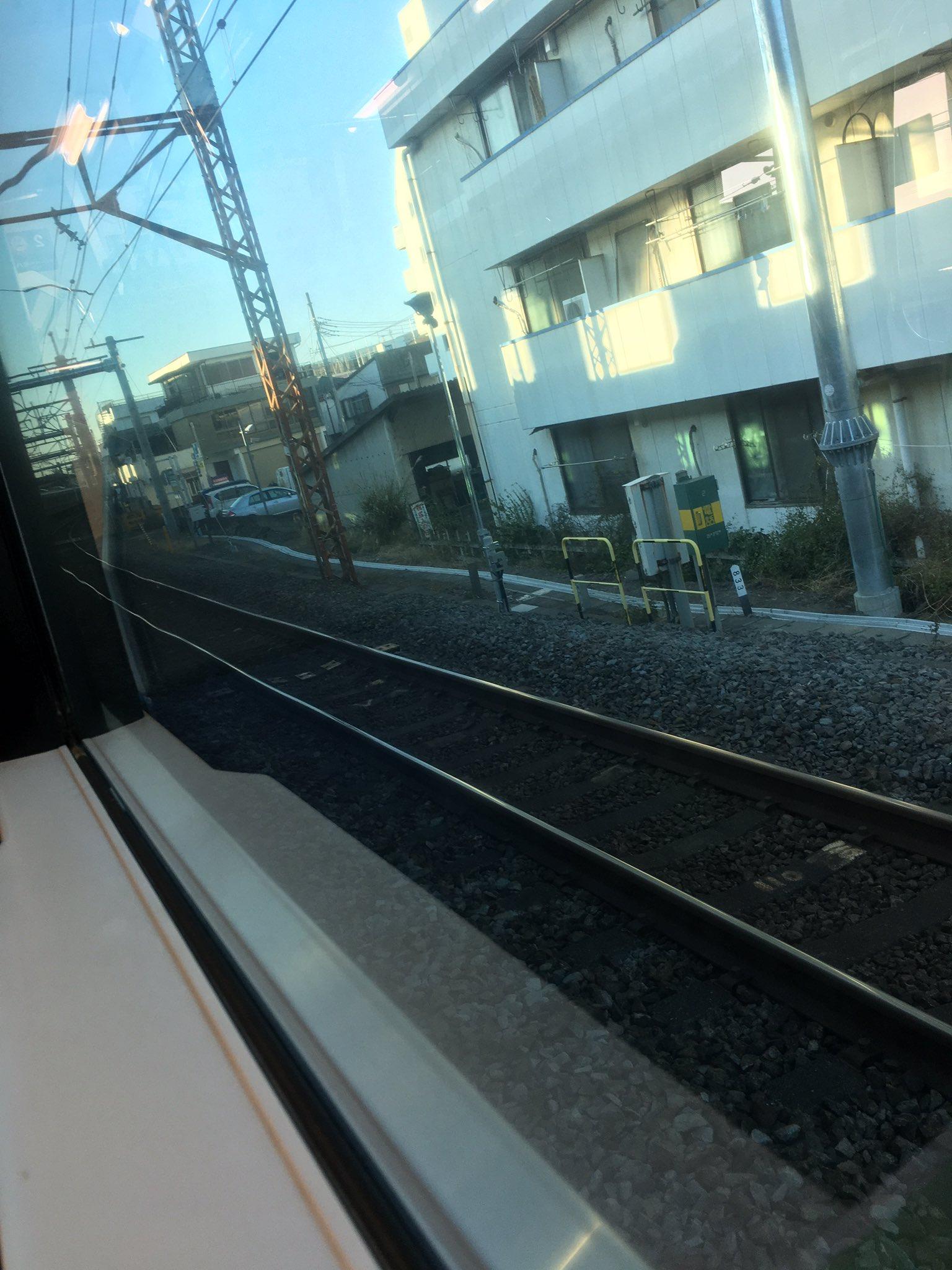 高崎線の熊谷駅~籠原駅間で人身事故が起きた現場画像