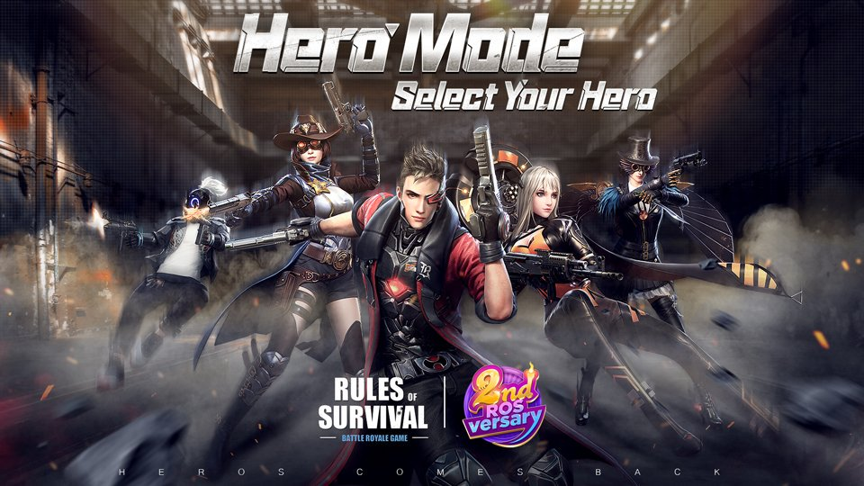 Rules Of Survival On Twitter Survivors How About Your
