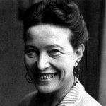 Image for the Tweet beginning: Coneixeu Simone de Beauvoir? No