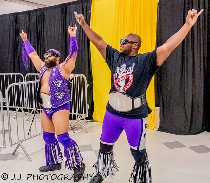 Photos from @infiniteprow  :J.J. Photography #wrestling #tagteam #tagteamwrestling #pinkiesup #tagteamchampionship #tagteamchampions #goldenpinky #goldenpinkysociety #fatmanmovement #infiniteprowrestling #ipw<br>http://pic.twitter.com/x5BGSg60XH