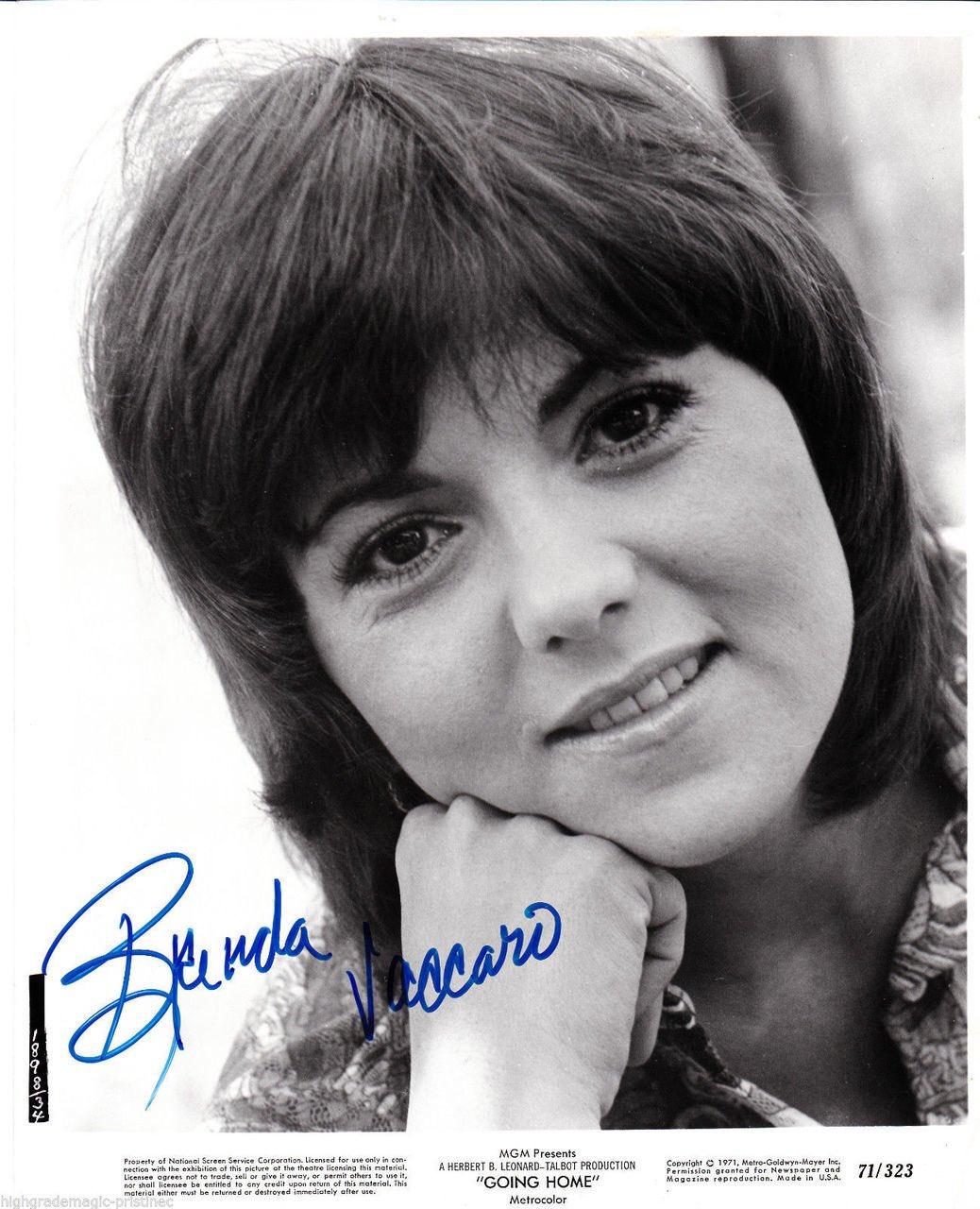 Happy Birthday actress Brenda Vaccaro