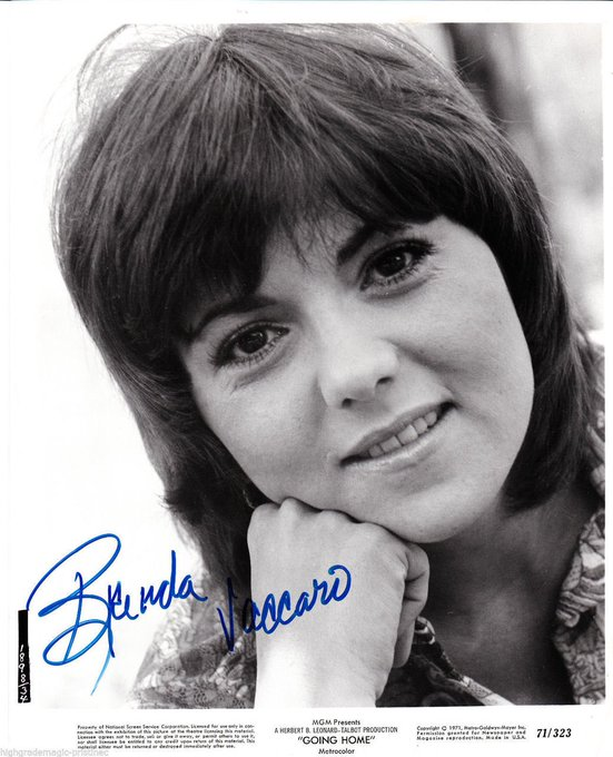 Happy Birthday actress Brenda Vaccaro