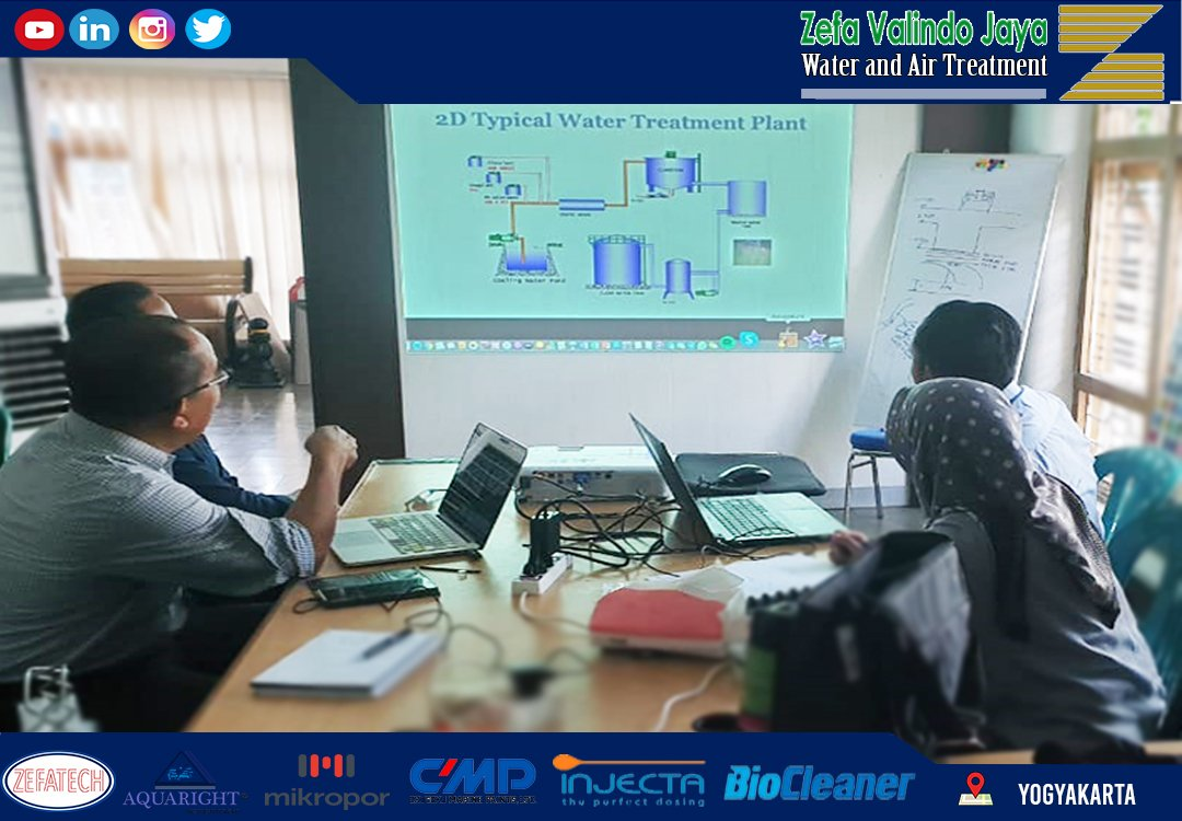 11/18/2019 - A meeting about Retention basin water conservation and the utilization for Yogyakarta Edu Park 2 project, with Tripatra consultant  #tamanpintar #wastewater #watertreatment #yogyakarta #ugm #universitasgadjahmada #wastewatertreatment #waste #limbah #meetingpic.twitter.com/mon1bYN5QU