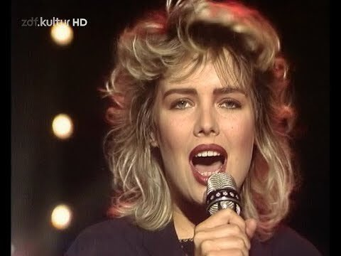 Kim Wilde - Kids in America (1981)  via Happy Birthday Kim