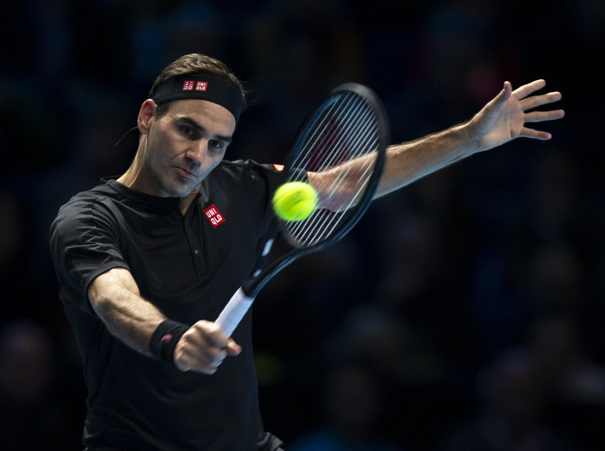 #Switzerland's #RogerFederer, regarded by many as greatest men's #tennisplayer of all time, said Monday ahead of an exhibition match against #Germany's #AlexanderZverev in #Argentine capital-- he is always striving to improve & believes that it is still possible even at age 38.