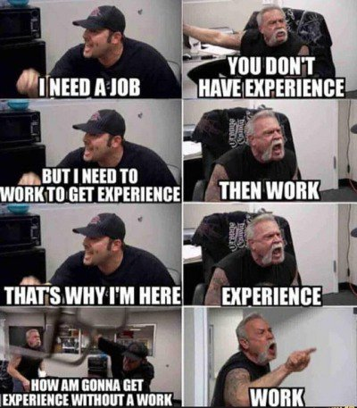 "#WhenTheySay..""but you need experience"" and You have been carrying grocery bags since you learned to walk!.Time to #ClaimTheCareerYouDeserve  #gigwork #jobs #noexcuses #noexperience #driver #petsitting #babysitting"