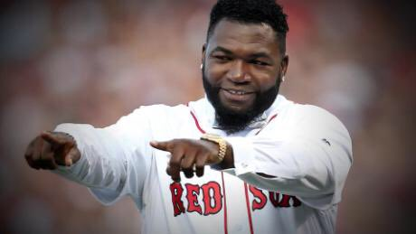 Happy Birthday baseball s   Big Papi , David Ortiz