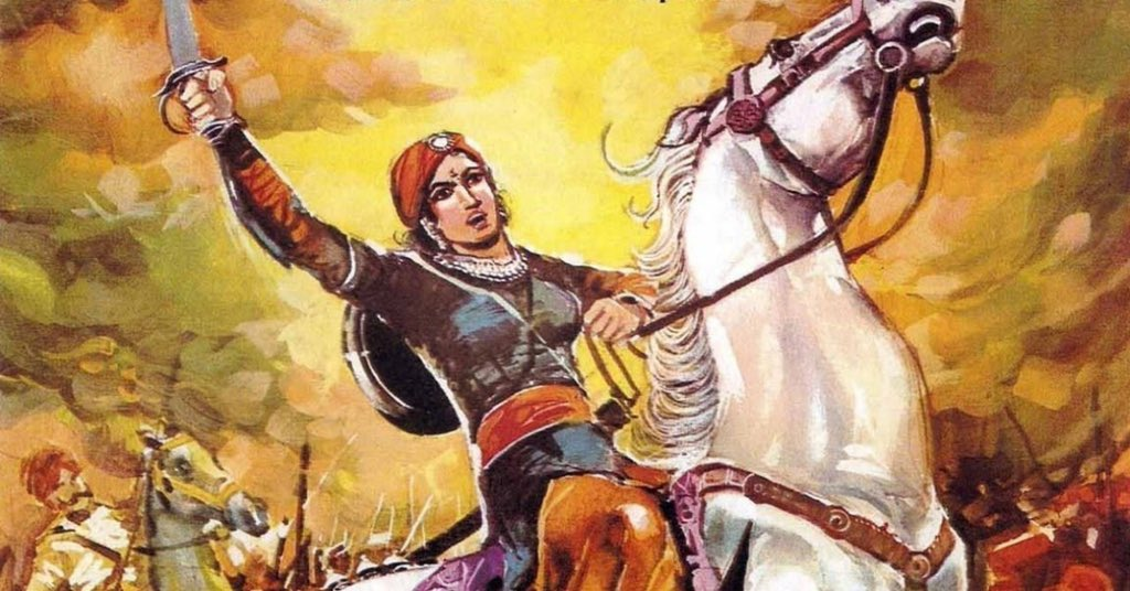 Homage to one of the iconic and bravest women in Indian history, #RaniLakshmiBai on her birth anniversary. A true symbol of valour, she will continue to inspire millions of young Indian's for times to come.