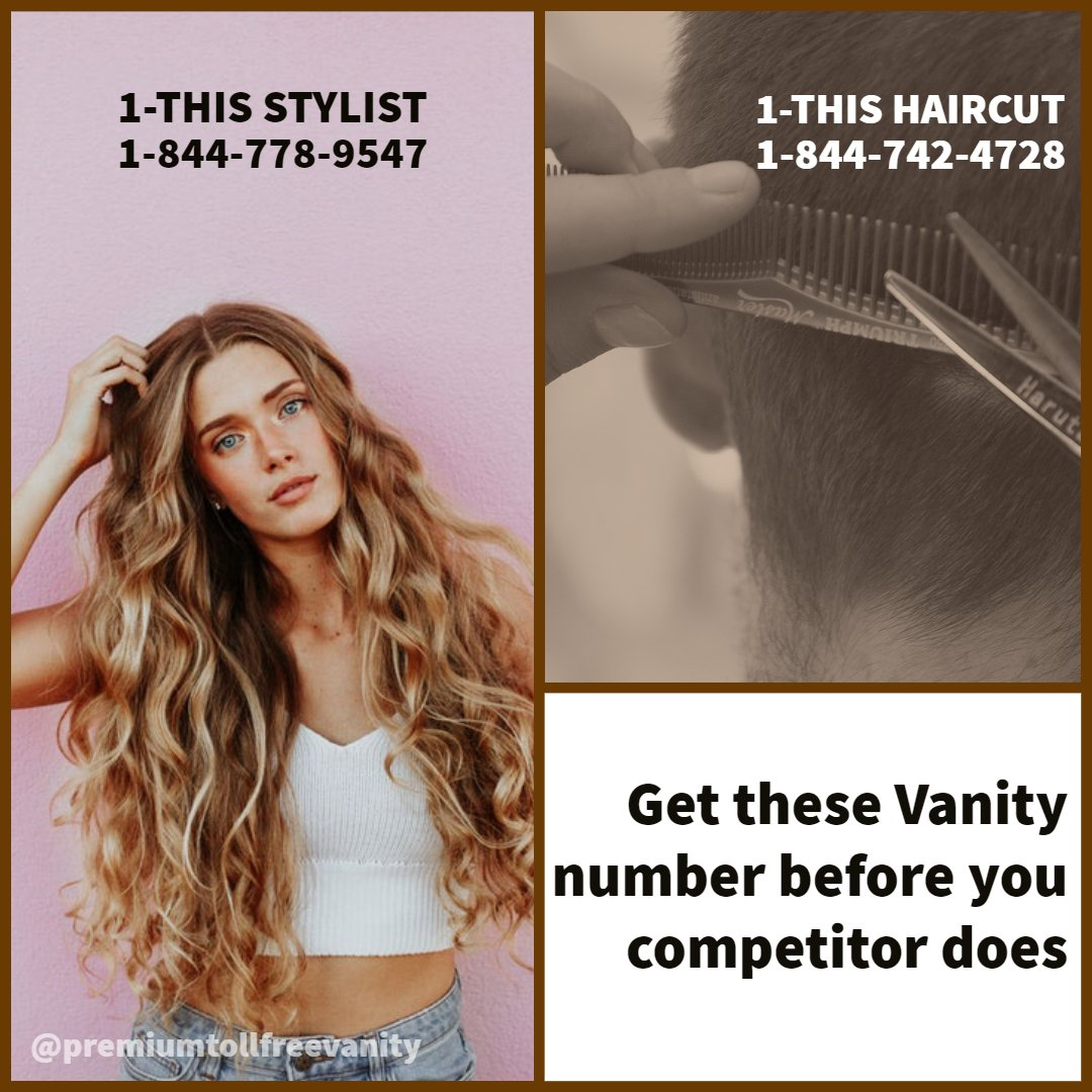 Get the vanity number before you competitor does  http:// bit.ly/2FaUg0V     #smallbiz #tollfreenumbers #smsmarketing #emailmarketing<br>http://pic.twitter.com/h6QiX7mWaR