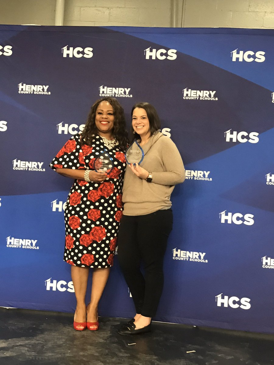 The HCS inaugural ESPY event was one to remember! Thank you, @HenryCountyBOE & @LearnInHenry! Special shoutout to my Family & Student Support Services teammates Tracey Glenn (@FAMUCounselor), Valarie Brown, Karen Holmes, and Sundi Murch! #ExpectExceptionalHCS #ESPYs