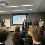 Justin Carty, Tom King, Clare Taylor and Guy Gregory  share their experiences of the importance of positive #malerolemodels, fostering #mentalwellbeing and how all of us can promote gender parity within CBRE#internationalmensday