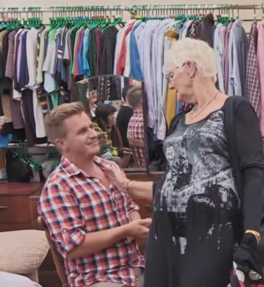 The Charity Shop Sue fashion show has the Met Gala shaking!