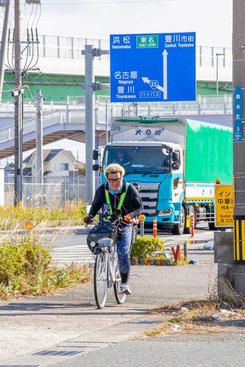 色んなところ走ったなぁ〜ナイス写真、あざっす。#noriradi #石川典行 #チャリ旅2019