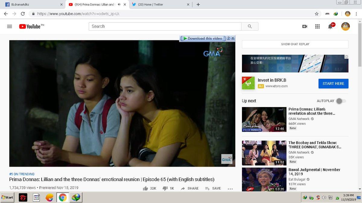foto de PRIMA DONNAS GMA NOVEMBER 15 2019 - Tadhana November 9, 2019 Full ...