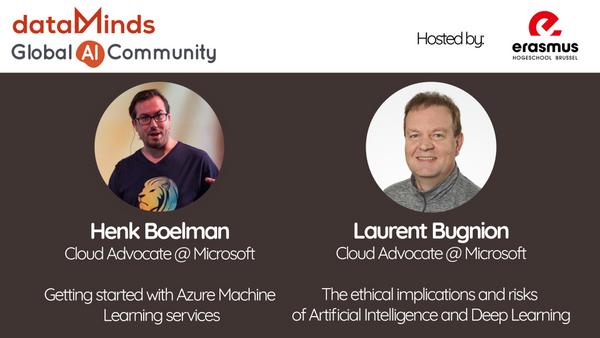 test Twitter Media - Monday next (Nov 25th), it's time for another #ai Night! @hboelman and @LBugnion have agreed to grace us with two #dataminds talks. Henk will get us started with #azuremachinelearning, and Laurent will discuss the #ethics in play for #ai and #deeplearning. https://t.co/ZFP9cYAVbe https://t.co/tavTVY2cRI