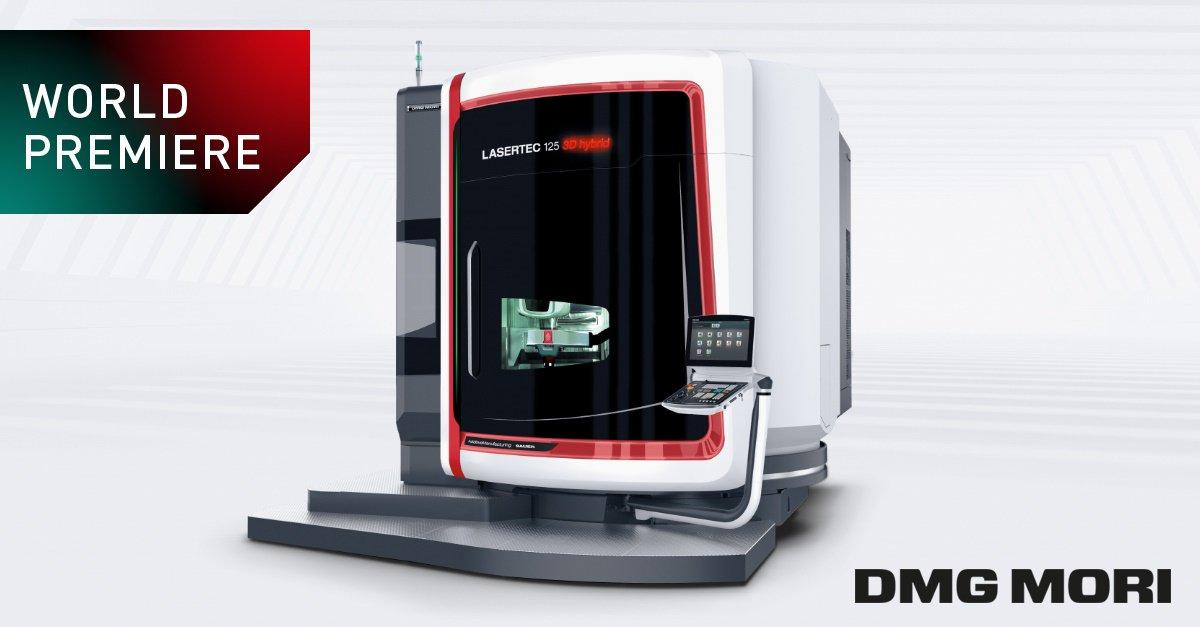 DMG MORI USA CNC machine tools for all cutting machining