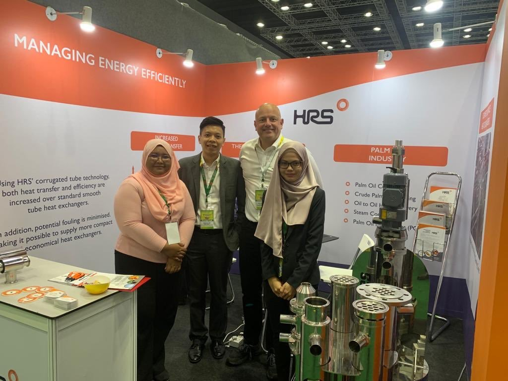 test Twitter Media - HRS Team on the 1st day of #PIPOC2019 @mpob_tweets. Visit Booth 151 and find out how we can manage your energy efficiently. #heatexchangers #Sustainability #RenewableEnergy #evaporationsystems https://t.co/6fVUv995LX