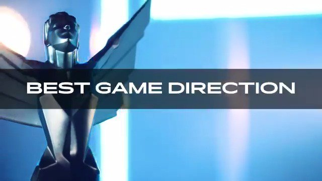 Best Game Direction nominees for #TheGameAwards on December 12th