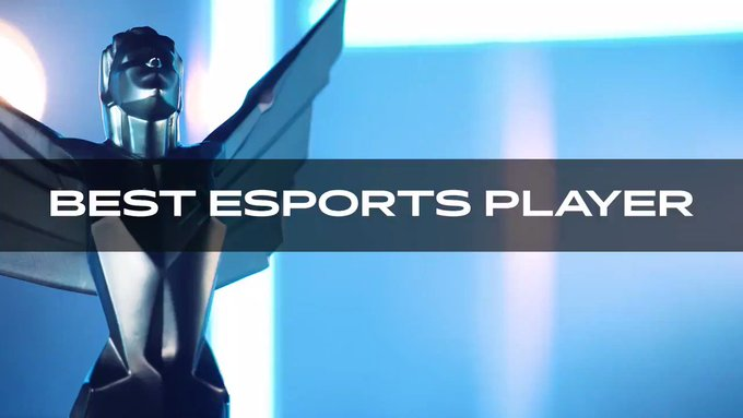 nominees for Best Esports Player