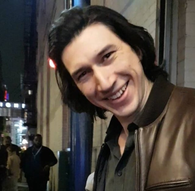 Happy birthday to the unique, rare, understanding, gentle and tall Adam Driver