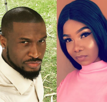 Happy birthday boss, Thank you for everything - Tacha tells Peter Okoye -