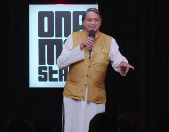 Shashi Tharoor (@ShashiTharoor) is making dad jokes great again Read: bit.ly/2O3xmyt