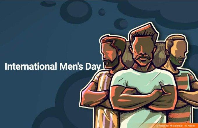 #InternationalMensDay2019