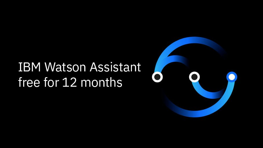 Absolutely free of charge, you can deploy 10 web-integrated chatbots and access 100,000 API calls per month when you trial #IBMWatson Assistant. Our #AI chatbots intuitively interact with your clients' customers, offering end-to-end service.Try it for free:https://bit.ly/2zOR9ta
