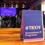 Image for the Tweet beginning: Hi #TRX19 Glückwunsch zum gelungenen