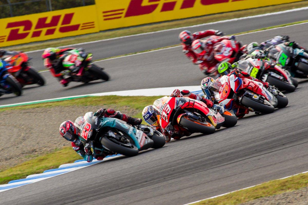 MotoGPクラス決勝。 2019 #MotoGP  Rd.16 #JapaneseGP  #PENTAX   →  https://flic.kr/s/aHsmJjS6Rt