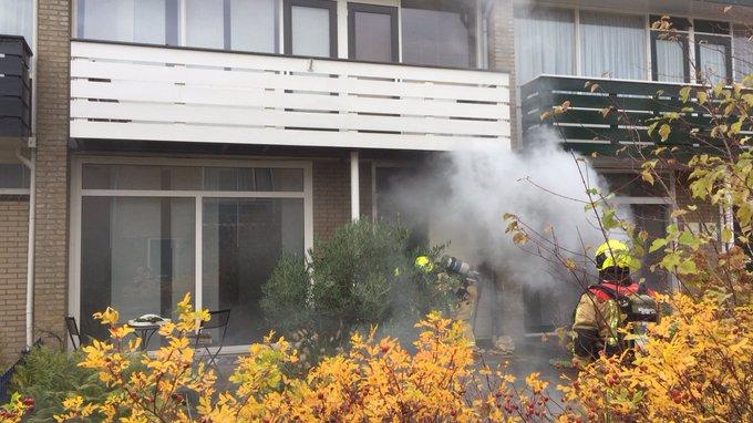 Woningbrand Doys van der Doesstraat De Lier betrof brand in meterkast. Vuur snel geblust geen gewonden https://t.co/et04udrnU1