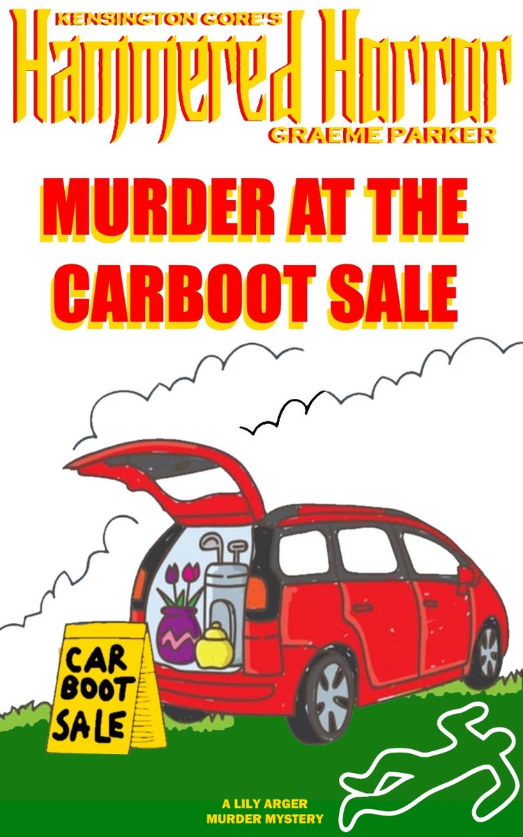 """A #MurderMystery by the creator of Kensington Gore coming #2020 """"A bargain worth Dying for!"""" <br>http://pic.twitter.com/ZaazCE7w4P"""