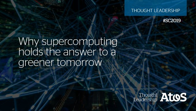 Atos is committed to developing the innovative pre-exascale #supercomputers now overcoming the...