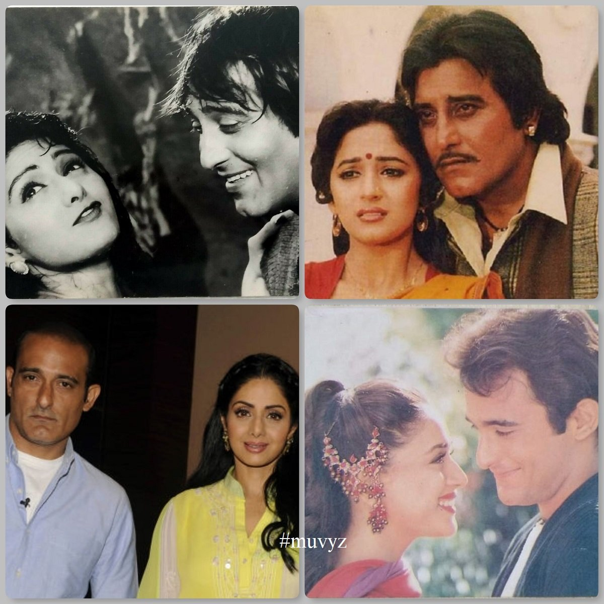 #VinodKhanna #Sridevi #MadhuriDixit #AkshayeKhanna  #BollywoodFlashback #FatherSon #muvyz #muvyz111919