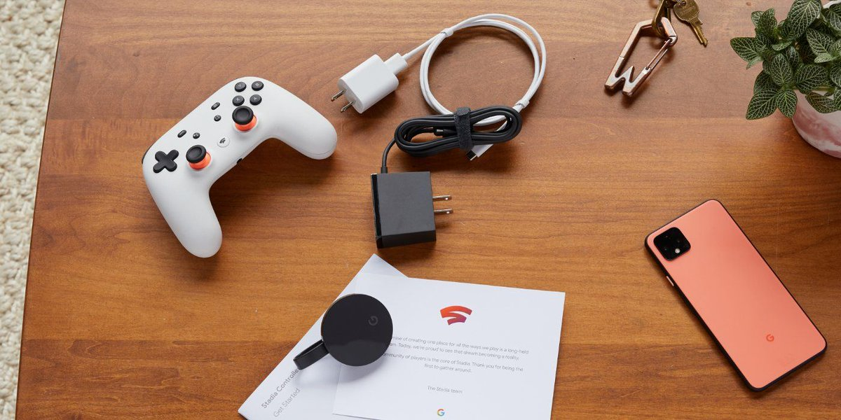#Stadia Reviews Roundup: A Big Miss For #Google #GoogleStadia reviews are in, and its... not great. Details: buff.ly/2Qu6F7D