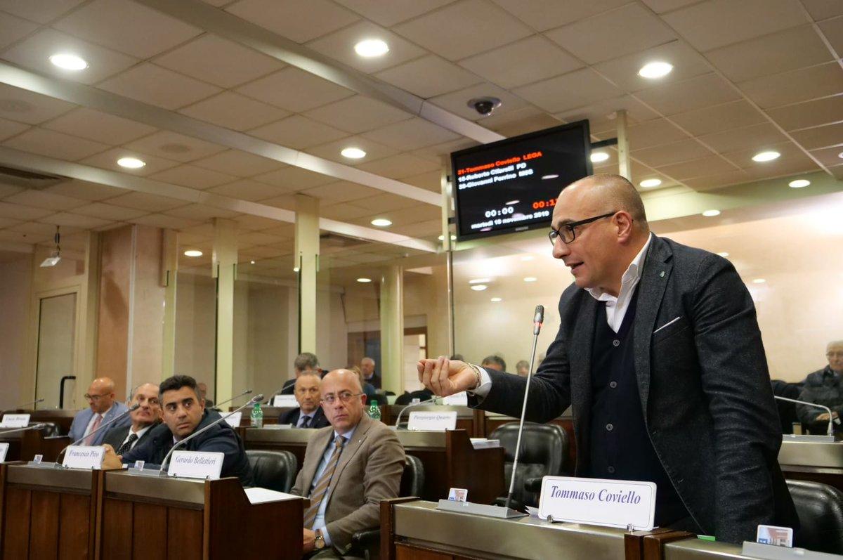 #Estrazioni petrolifere, interviene Tommaso Coviel...