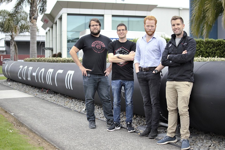 #UVic alum Michael Pearson has participated in hundreds of rocket engine tests, but he still holds his breath during lift-off. Pearson is just one of four UVic grads who work for @RocketLab out of their office in Auckland, New Zealand. ow.ly/NvxM50xanUs #IEW2019 #cdnPSE