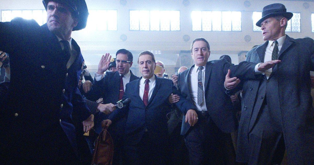 #TheIrishman Final Trailer: Critics Love Scorseses Crime Epic - buff.ly/2KyTluY