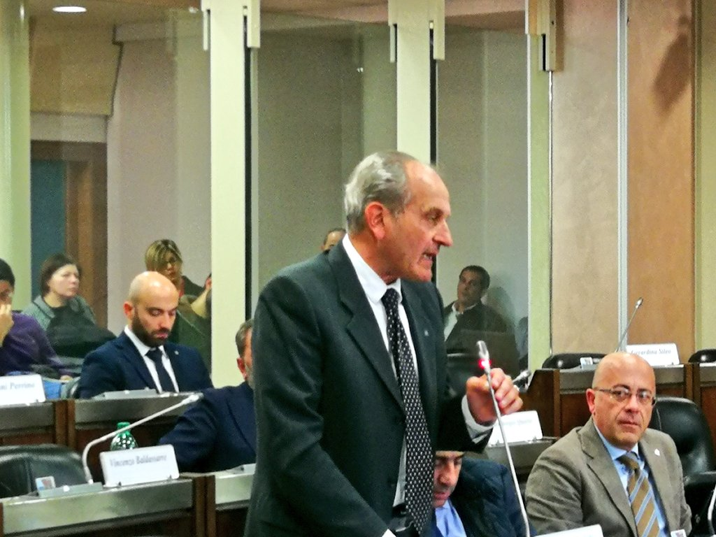 Estrazioni petrolifere, interviene Vincenzo Acito ...