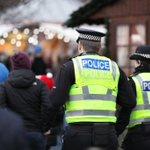 Image for the Tweet beginning:  Multilingual Arrest Command designed for